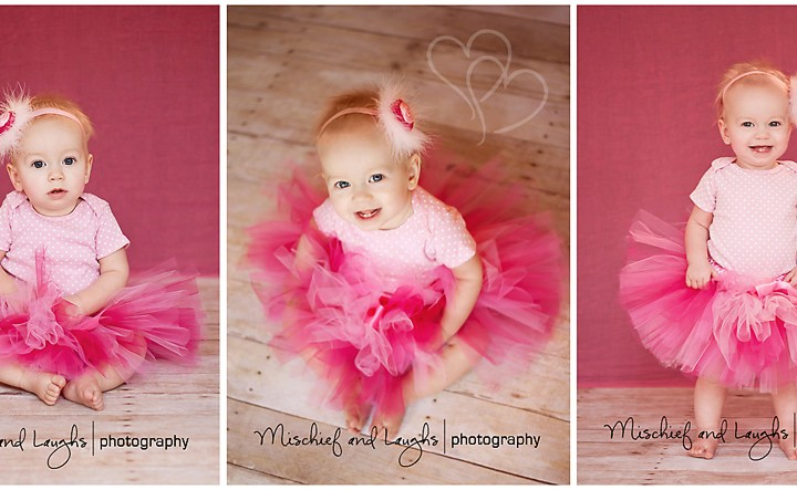 My Tiny Valentine - Cincinnati Baby Photographer