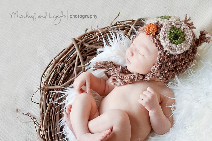 Joey, 5 Days New - Northern KY Newborn Photographer