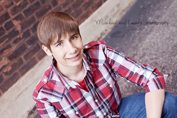 Cincinnati Senior Portraits - Jeff, Class of 2011