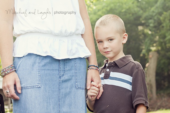 Boys will be Boys - Cincinnati Child Photographer