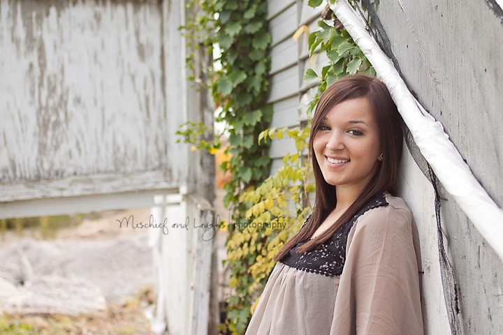 Autumn Beauty {Boone County Senior Photographer}