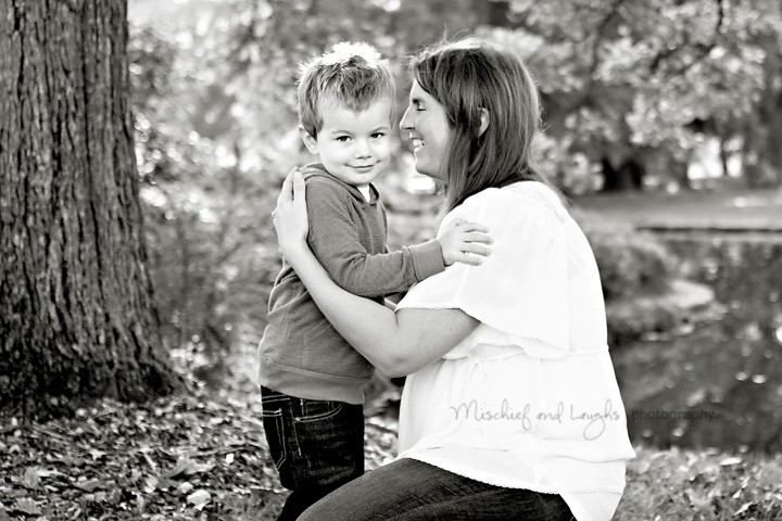 Mom and Me {Cincinnati Photographer Fall Mini Session}