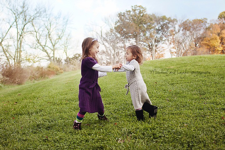 Ring around the Rosie - Northern Kentucky Child Photographer