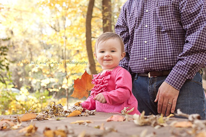 Family Fun & a Baby who is One! Northern Kentucky Photographer