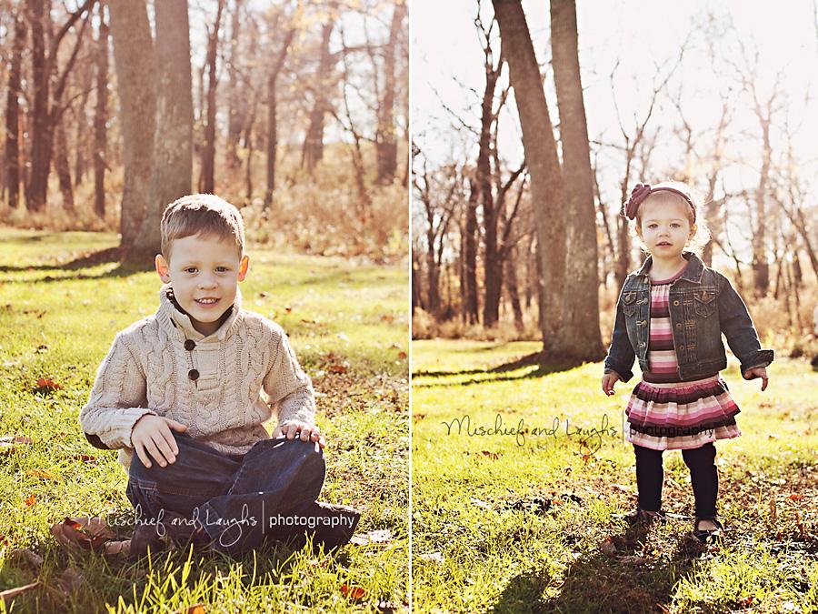 sun lit portraits that capture your child's personality