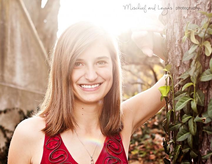 Simply Gorgeous {Cincinnati Senior Photographer}
