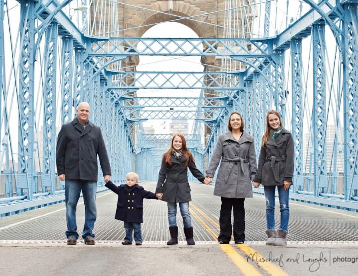 The sun won't shine but I'm warm inside - Cincinnati Family Photographer