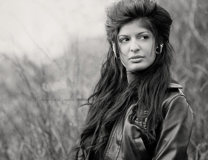 Stark Beauty {Cincinnati Model Photographer}