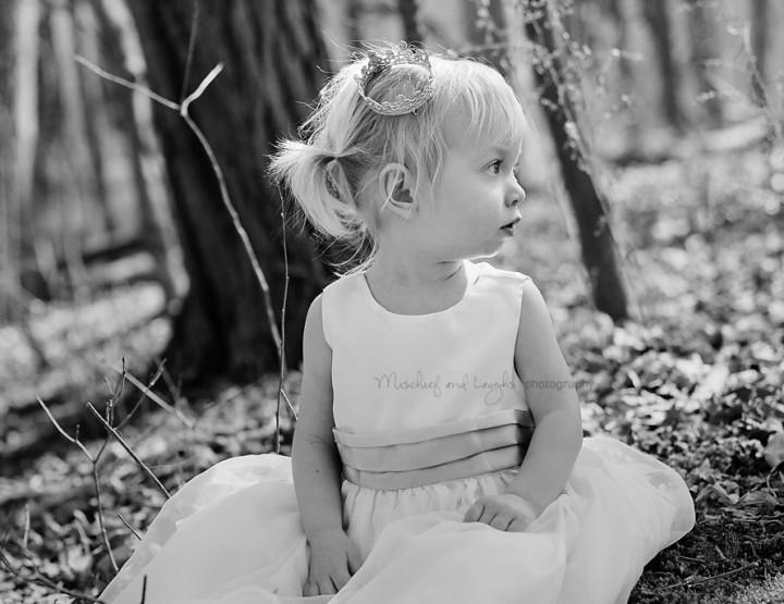 Project 52, Week 11: Green {Cincinnati Child Photographer}