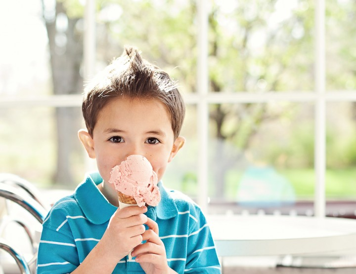 I Scream, You Scream {Cincinnati Commercial Photographer}