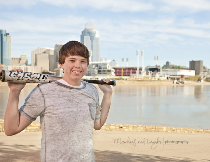 Travis, Class of 2012 {Northern KY Senior Portraits}