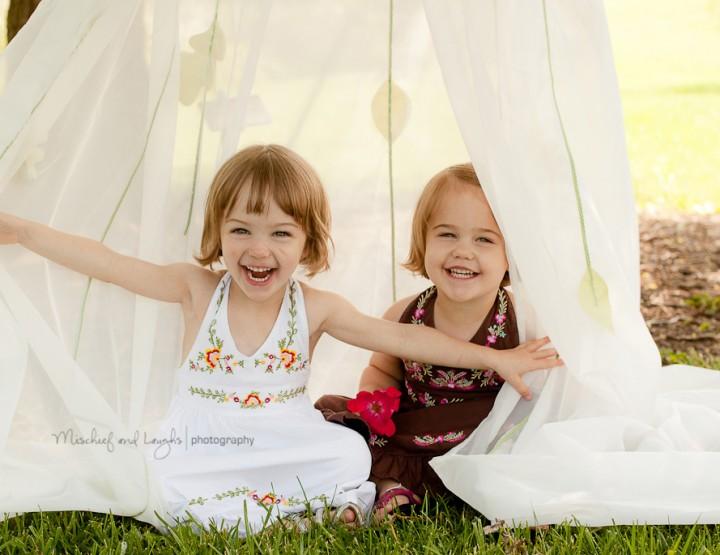 Sisterhood {Northern Kentucky Child Photographer}