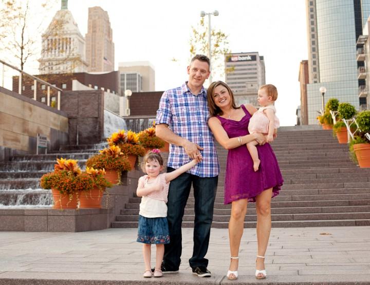 Totally Cincinnati - Fun Family Photography