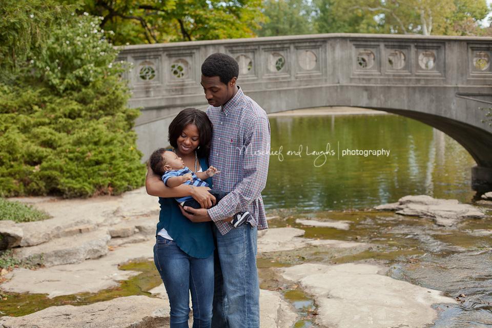 family in eden park cincinnati ohio