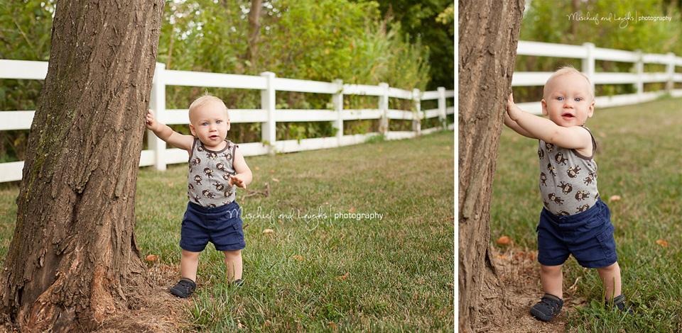 outdoor baby pictures cincinnati
