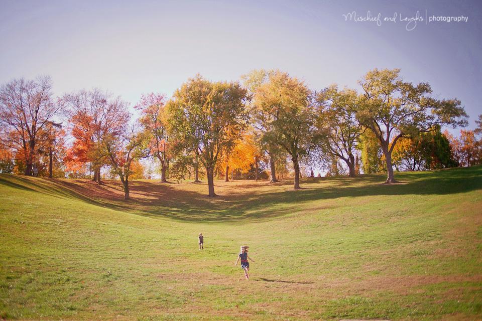 fall pictures in Cincinnati at devou park, best fall pictures in Cincinnati