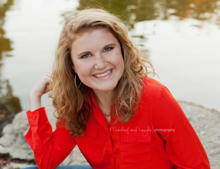 Maggie {Cincinnati Senior Portrait Photography}