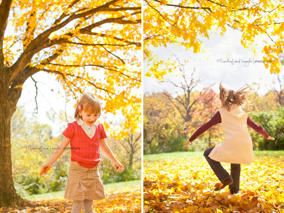 outdoor photographer captures real life moments with family