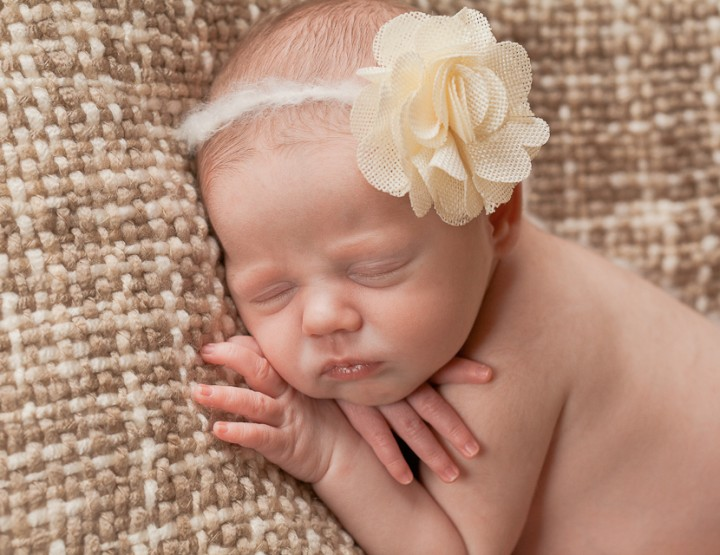 Perfectly Pink {Northern KY Newborn Photographer}