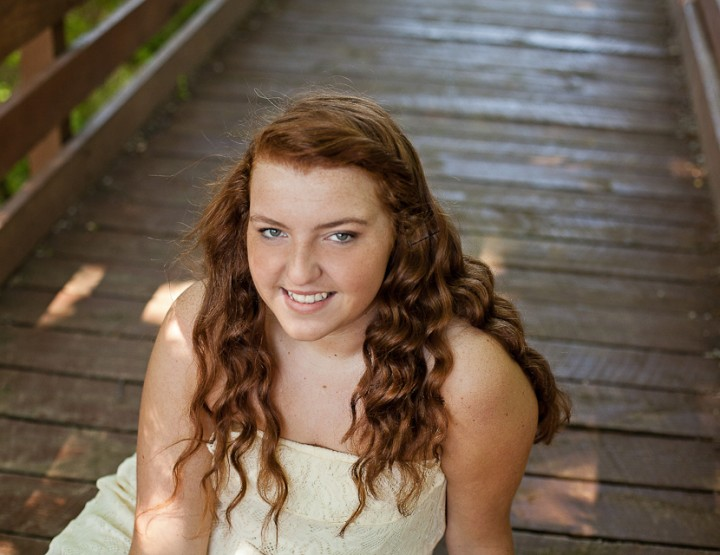 Sarah - Summer Senior Portraits in Northern KY