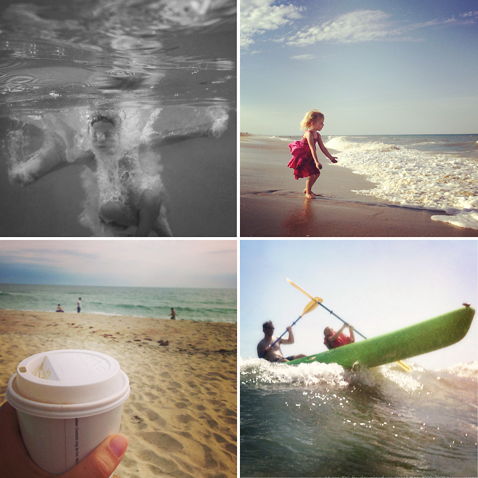 instagram pictures from the beach
