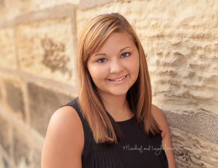 Hannah, Class of 2014 {Cincinnati Senior Portraits}