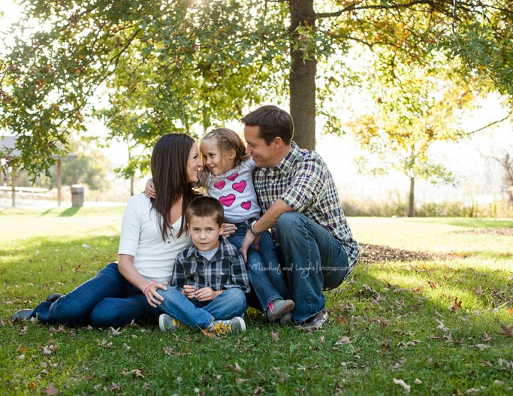 A Walk In the Park {Cincinnati Family Photographer}