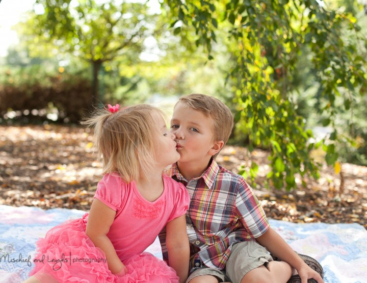 Carefree Summer Days {Cincinnati Child Photographer}