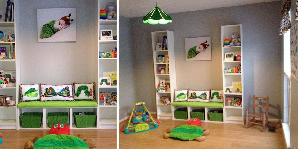 Best 25 Hungry Caterpillar Nursery Ideas On Eric Mischief And Laughs Photography Very
