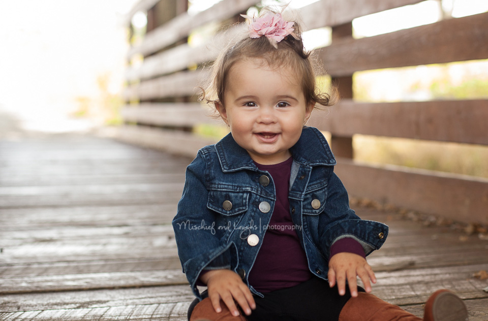 First Birthday Pictures, Mischief and Laughs Photography, Cincinnati OH