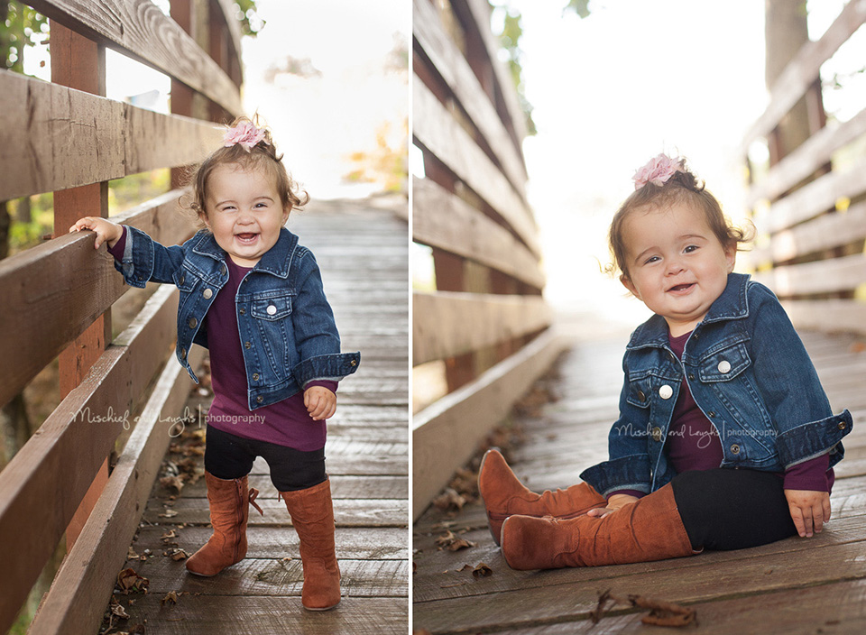 What to wear for baby's pictures, One Year Old; Mischief and Laughs, Cincinnati OH