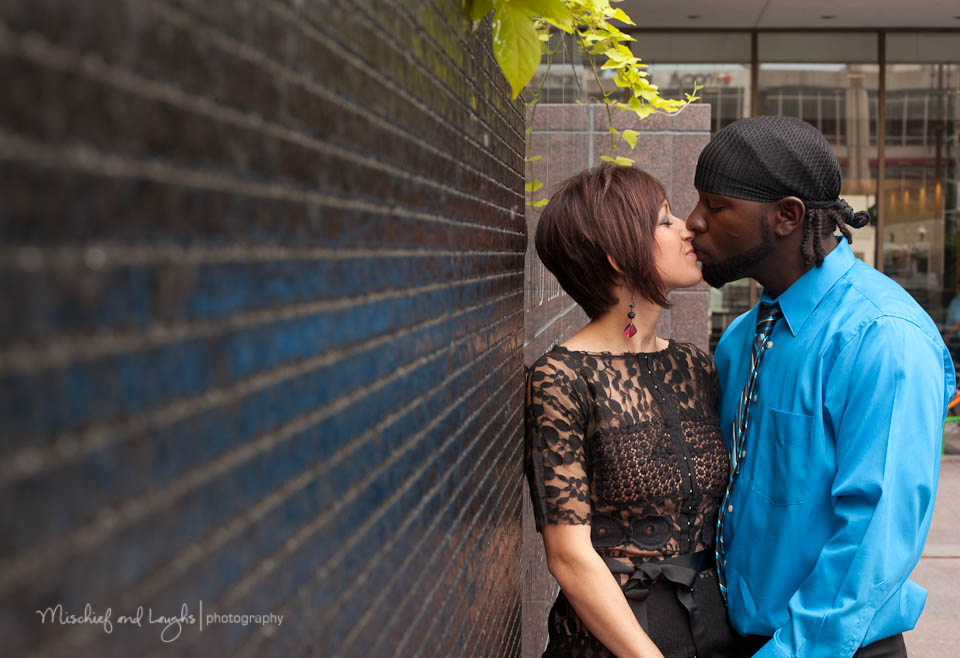 Engagement Photos, Mischief and Laughs, Cincinnati OH