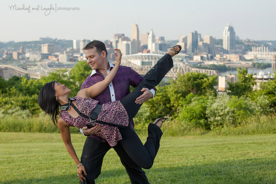 Commercial dance photography, Mischief and Laughs, Cincinnati OH