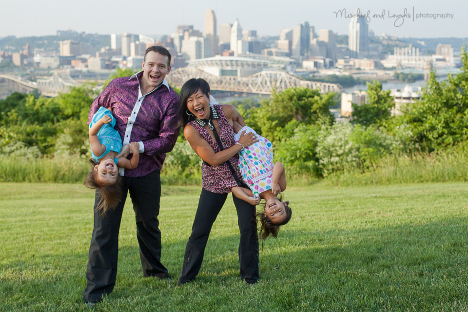 Cincinnati Commercial and Family Photographer