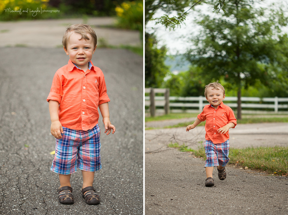 Cincinnati Child Photographer, Mischief and Laughs Photography