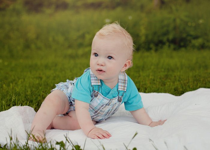 outdoor baby photos finger lakes NY