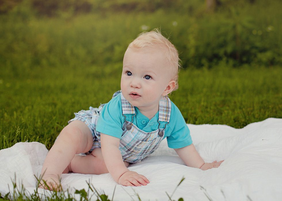 outdoor baby photos finger lakes NY