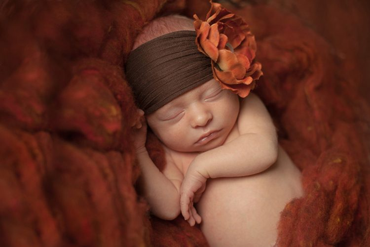 newborn baby photographer Rochester NY