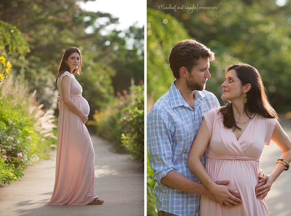 Maternity Picture Posing, Mischief and Laughs, Cincinnati Maternity Photographer