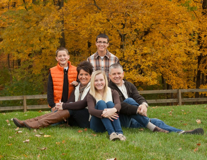Fall Family Portraits, What to Wear Guide