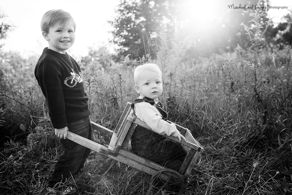 Mischief and Laughs Photography