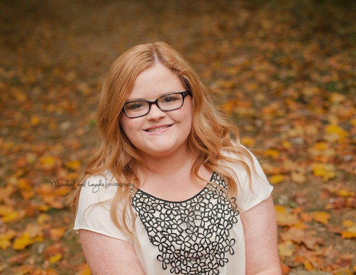 Emily, Senior Class of 2015, Alms Park Photographer