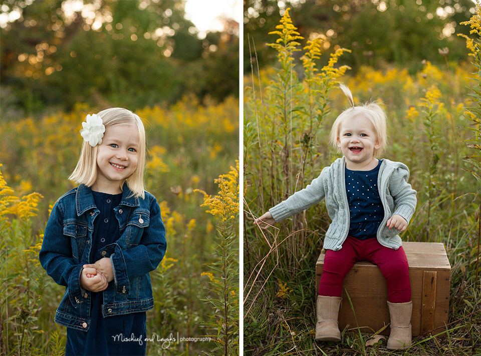 Family pictures in Northern Kentucky, Mischief and Laughs Photography