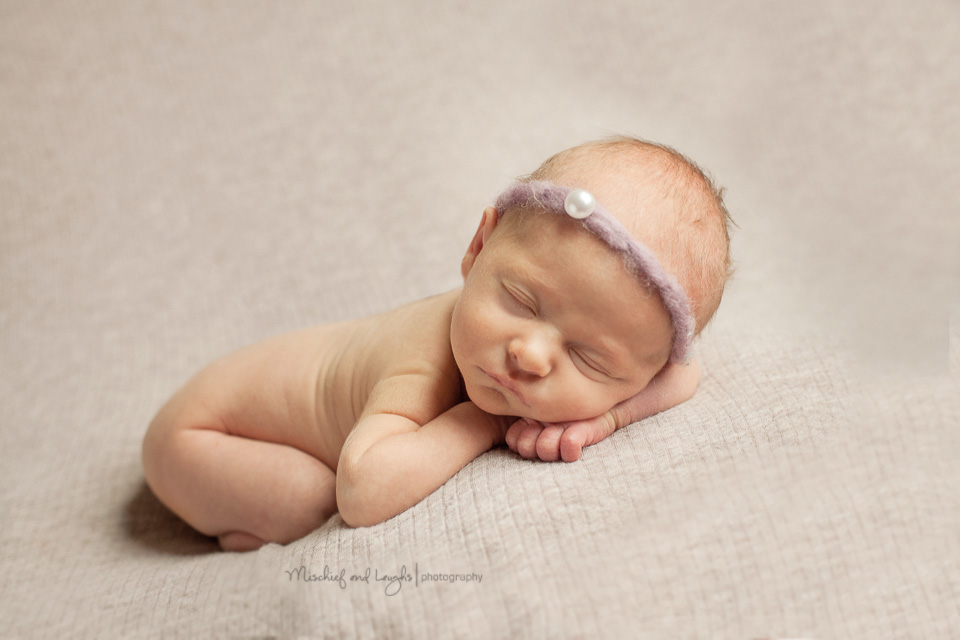 Cincinnati Newborn Photographer, Mischief and Laughs
