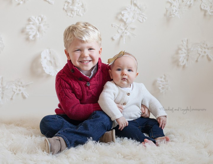 Winter Wonderland Christmas Mini Sessions