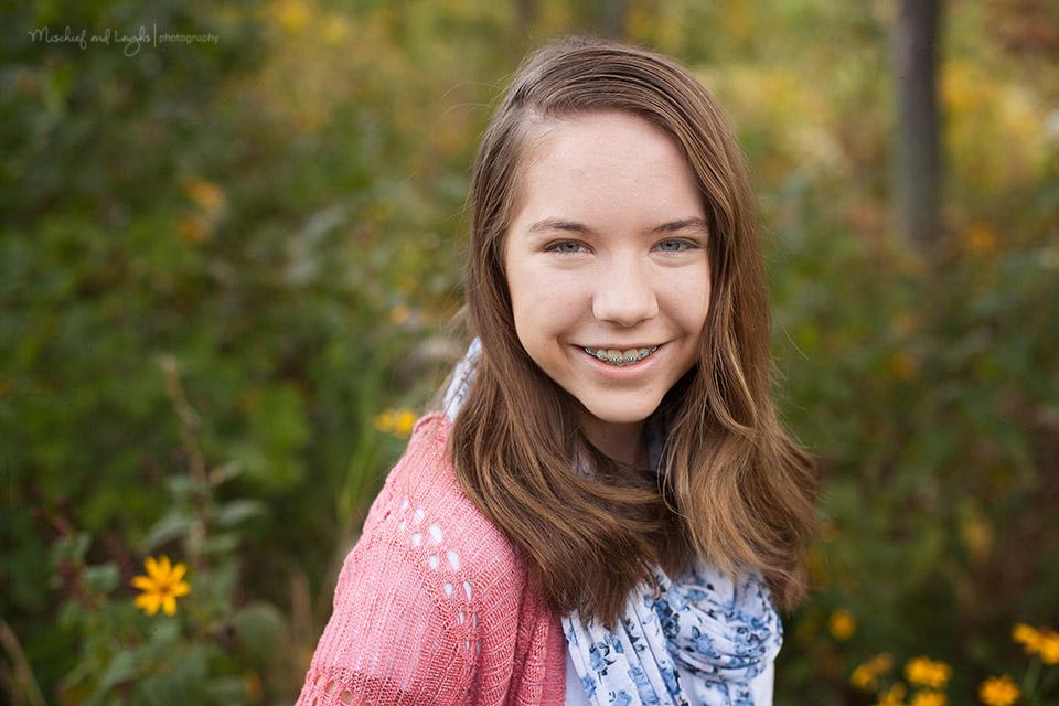 Teen portraiture in Northern Kentucky