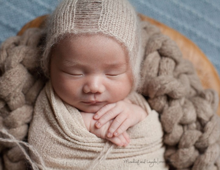 Little Aston at Home, Northern Kentucky Newborn Photos