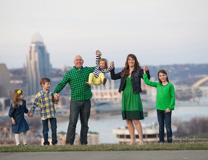 Embrace It All, Cincinnati Family Photographer, Devou Park