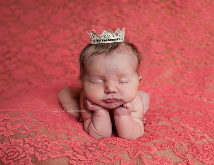 Squish, Cincinnati Newborn Photographer