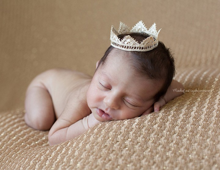 Tiny Princess, Cincinnati Newborn Photographer